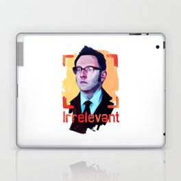 Irrellevant Laptop & iPad Skin
