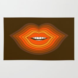 Pop Lips - Golden Rug