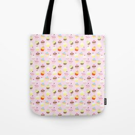 Cupcake Wonderland Tote Bag