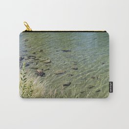 The Calm Along the River Carry-All Pouch