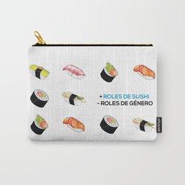+ Roles de Sushi - Roles de Género Carry-All Pouch