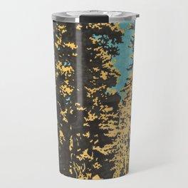 Field Recording of Cicadas Travel Mug