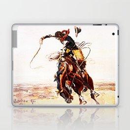 A Bad Hoss Laptop & iPad Skin