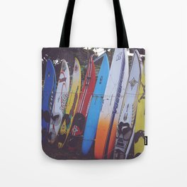 Surf-board-s up Tote Bag