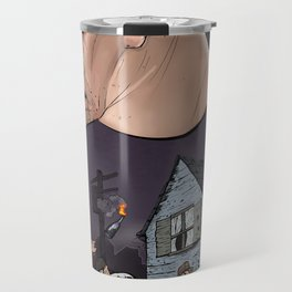 The Goon Travel Mug