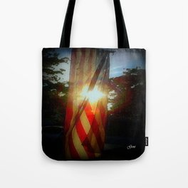 'Day is done' Tote Bag