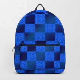 Funky Check (Waterworld) Backpack