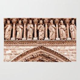 Notre Dame Mural Rug