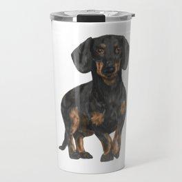 Daschund Travel Mug
