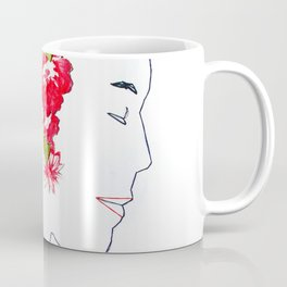 Sewing Portrait 4 Coffee Mug