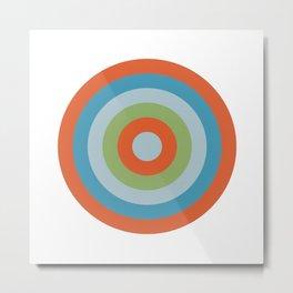 Target XVI Metal Print