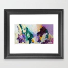 Worth Fighting For Framed Art Print