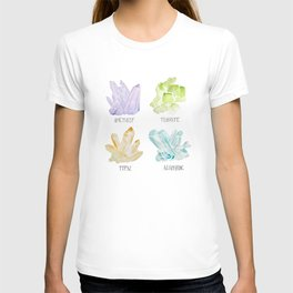 Rock collector T-shirt