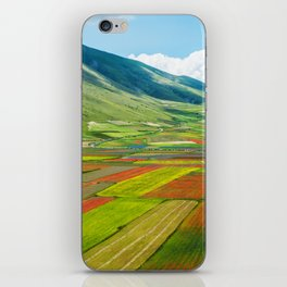 Castelluccio di Norcia iPhone Skin