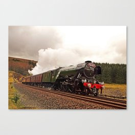 Flying Scotsman 60103 Canvas Print