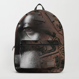 African territories Backpack