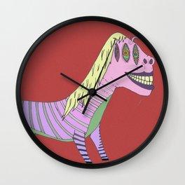 Zibraffe Wall Clock