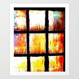 Temple Israel Series #2 Art Print