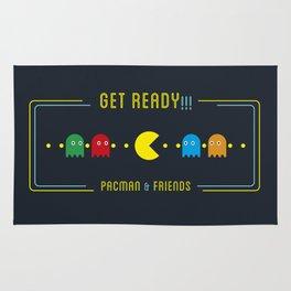 Pacman & Friends Rug