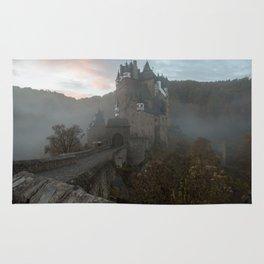 Morning light at Castle Eltz Germany Rug