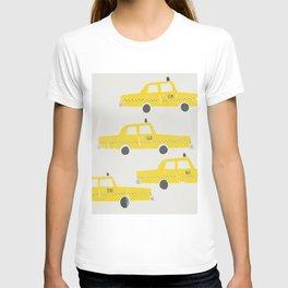 New York Taxicab T-shirt