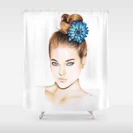 Barbara Shower Curtain
