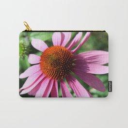 Purple Conflower Carry-All Pouch