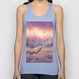 In Search of Solace Unisex Tank Top