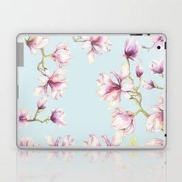 Delicate Magnolia Laptop & iPad Skin
