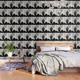 Sister moon Wallpaper