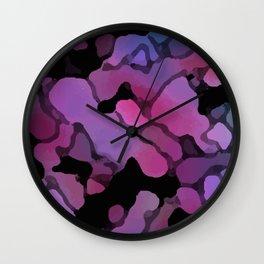 Rock Candy Wall Clock