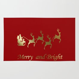 Merry and Bright Night Rug
