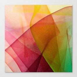 Abstraction III Canvas Print