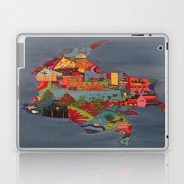 Blue Colombia Laptop & iPad Skin
