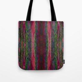 Spellbinding Impasse (Bioluminescent Field) (Reflection) Tote Bag