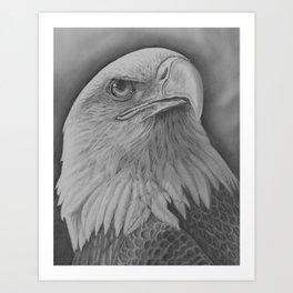 American Pride Eagle Art Print