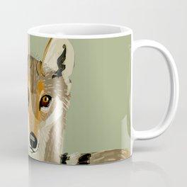 Totem Indian Wolf Coffee Mug