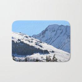 Back-Country Skiing  - I Bath Mat