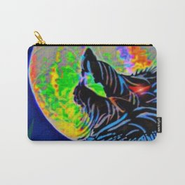 """Werewolf Moon"" Carry-All Pouch"