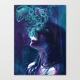 The Ghostmaker Canvas Print