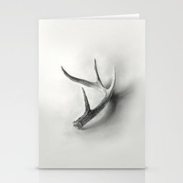 Pencil Drawing Deer Karlapa Ponderresearch Co