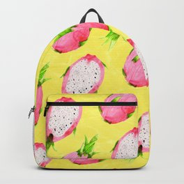 Tropical Dragon Fruit Party Backpack