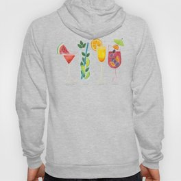 Summer Cocktails Hoody