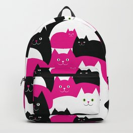 Fat Cats Backpack