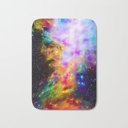 Skylight Space Iphone case Bath Mat