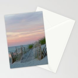 Sunset on Cape Cod Stationery Cards