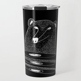 Sliced Bear Travel Mug