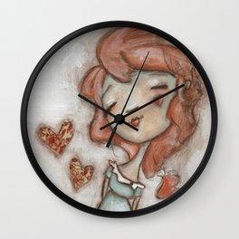 Annie - Raggedy Ann Wall Clock