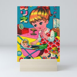 Bubble Gum Mini Art Print