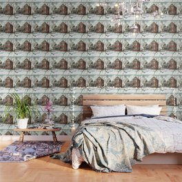 Victorian House in The Avenues Wallpaper